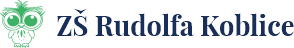 Logo ZŠ Rudolfa Koblice